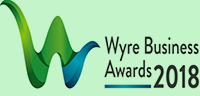 Wyre Business awards logo